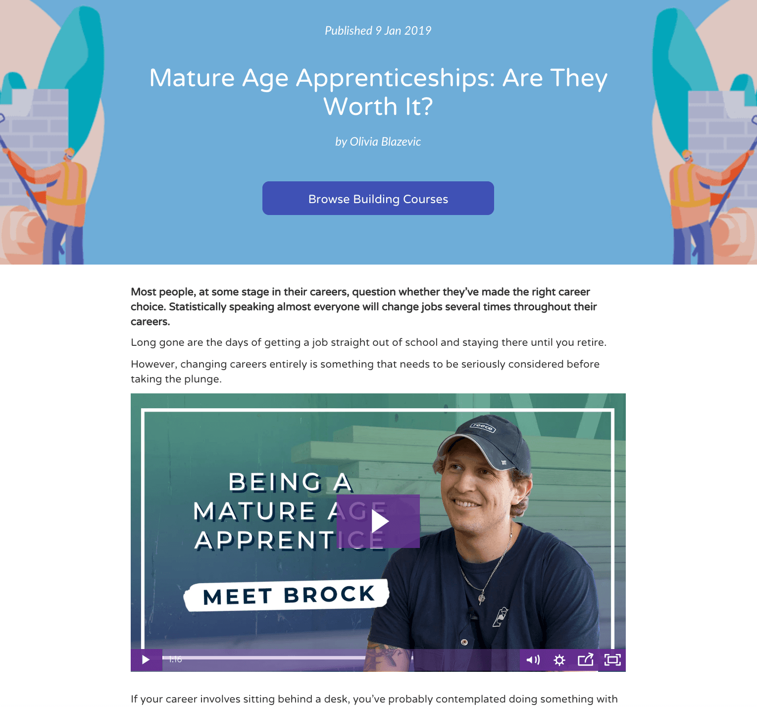 mature apprenticeships article example